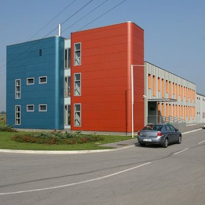 Business production facility CPMS