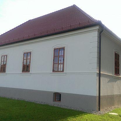 Rekonstrukcija Bathyanijevega dvorca