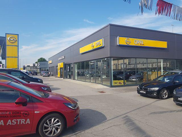 Avtomobilski salon Kolmanič & Dokl