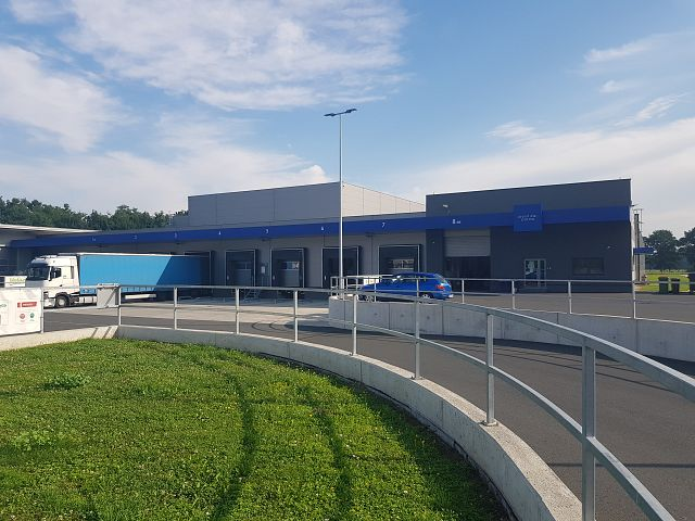 Logistični center GMT