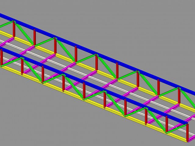 Mostna konstrukcija Razkrižje