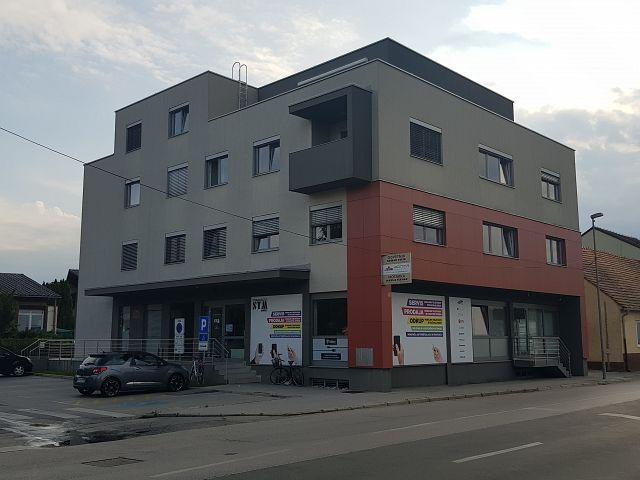 Poslovno stanovanjski objekt MS